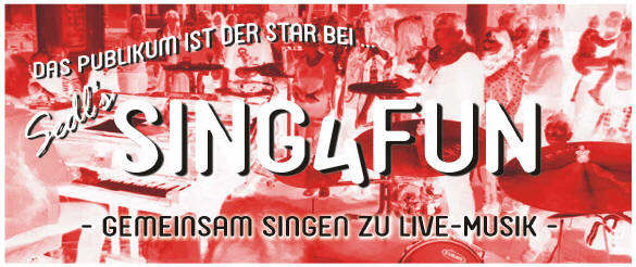 Sing4Fun - Gemeinsam Singen in Berlin / Brandenburg